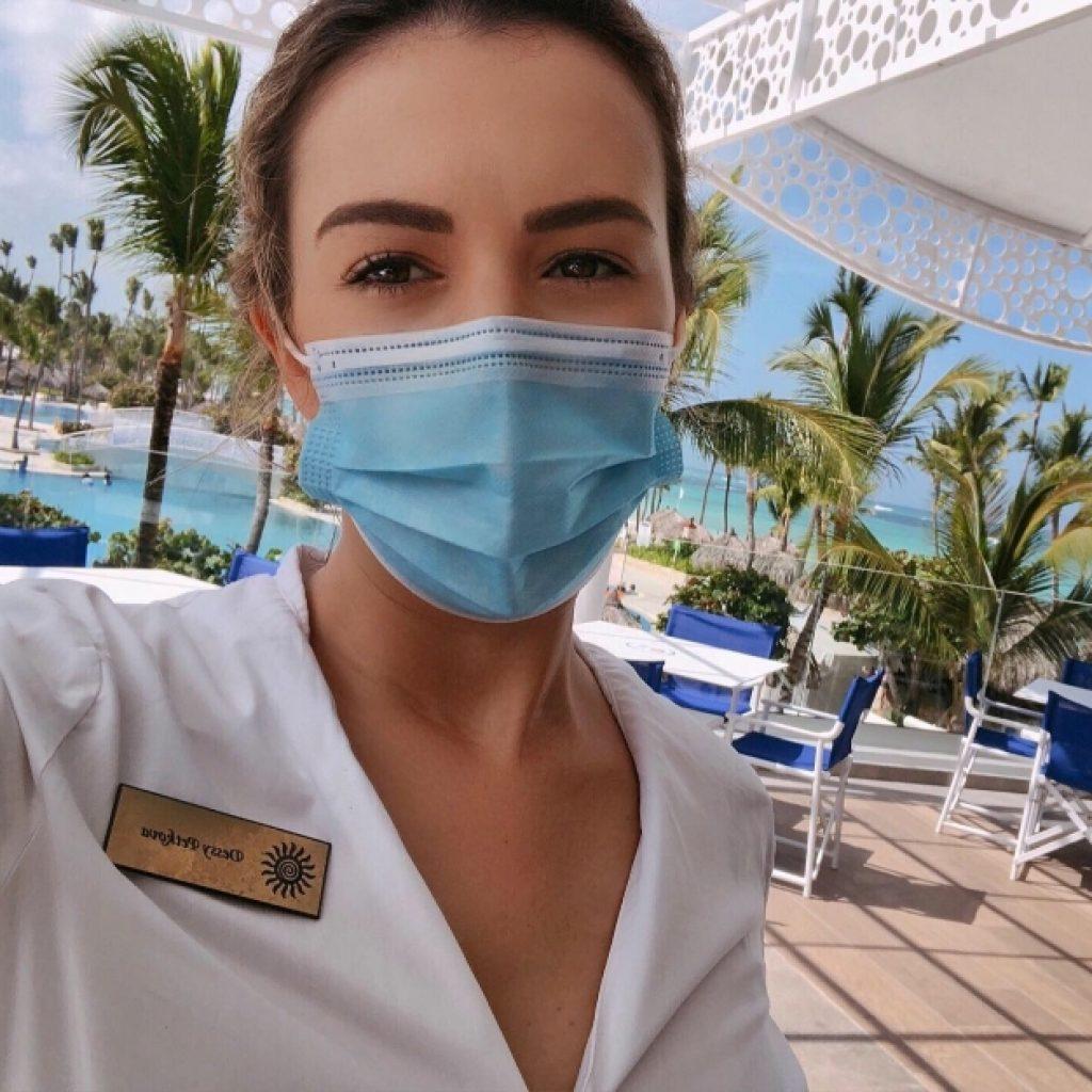 img 6823 1 Хотелиери без граници: Представяме ви Десислава Красимирова от Bahia Principe, Доминиканска република