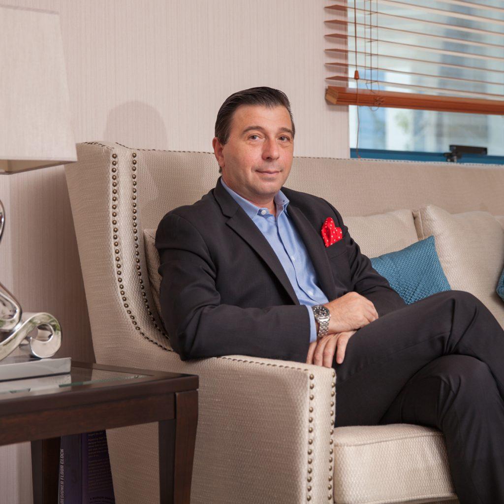 ganchev1 Хотелиери без граници: Представяме ви Георги Ганчев от Ajman Hotel, ОАЕ