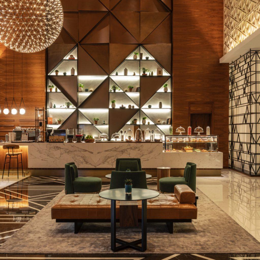 sheraton hotel dubai 2 Веригата Sheraton разкри първите хотели в света от новата визия на компанията