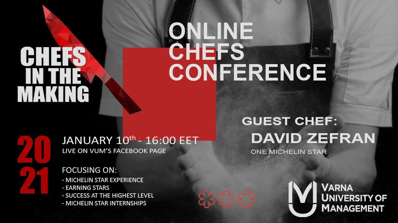 vum Online Chefs Conference 2021