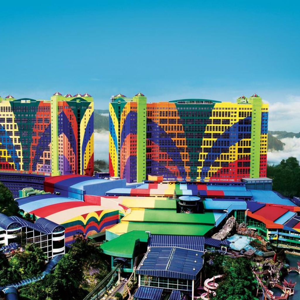 20879084 Топ 5 на най-големите хотелски комплекси в света по брой стаи