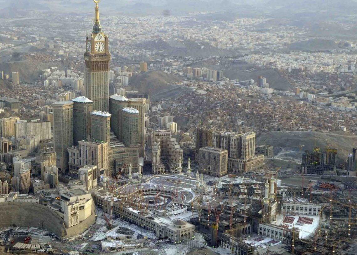 abraj al bait image01 Топ 5 на най-големите хотелски комплекси в света по брой стаи
