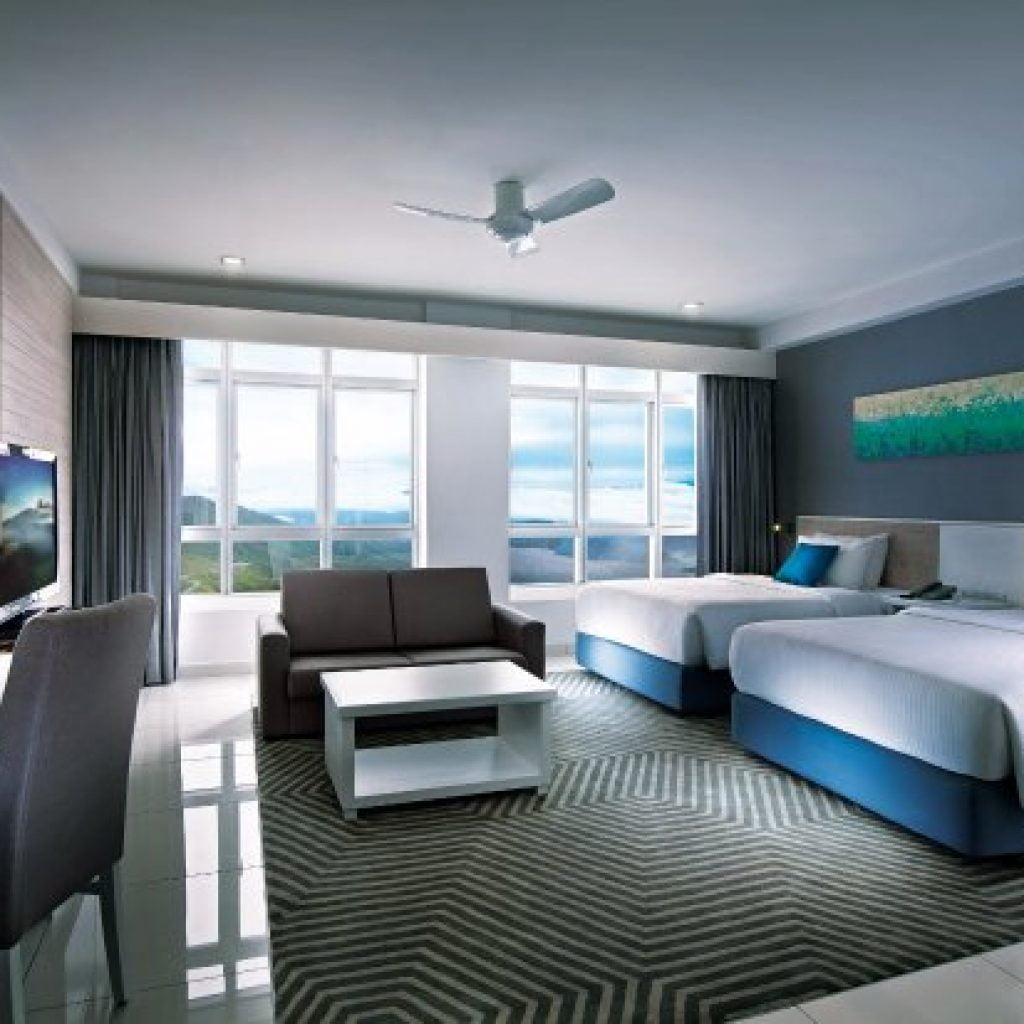 fwh worldclub bathroom Топ 5 на най-големите хотелски комплекси в света по брой стаи