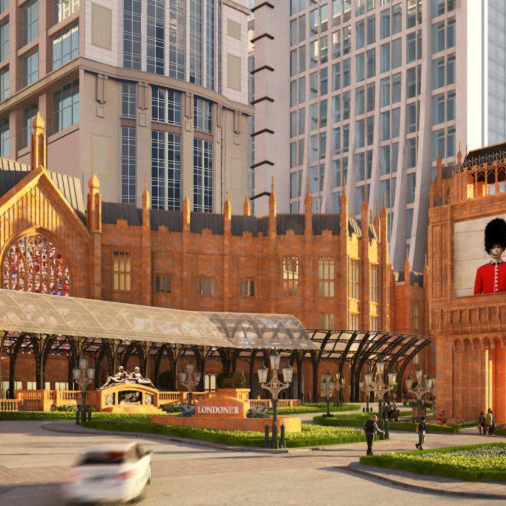 http cdn.cnn .com cnnnext dam assets 201224163859 the londoner macao entrance Топ 5 на най-големите хотелски комплекси в света по брой стаи