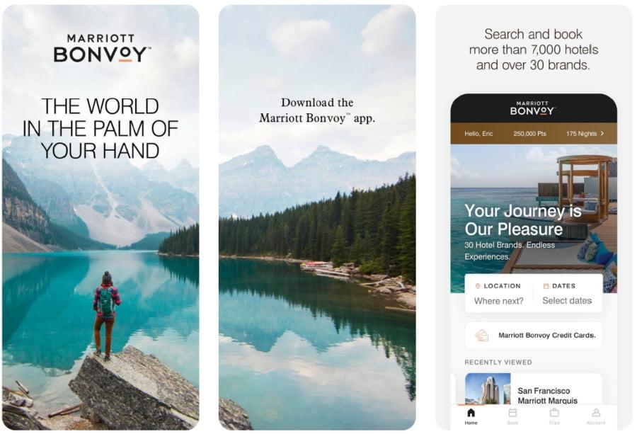 marriott bonvoy Marriott с поглед към бъдещето: Най-широко разпространената програма за лоялност в света с нов интерфейс