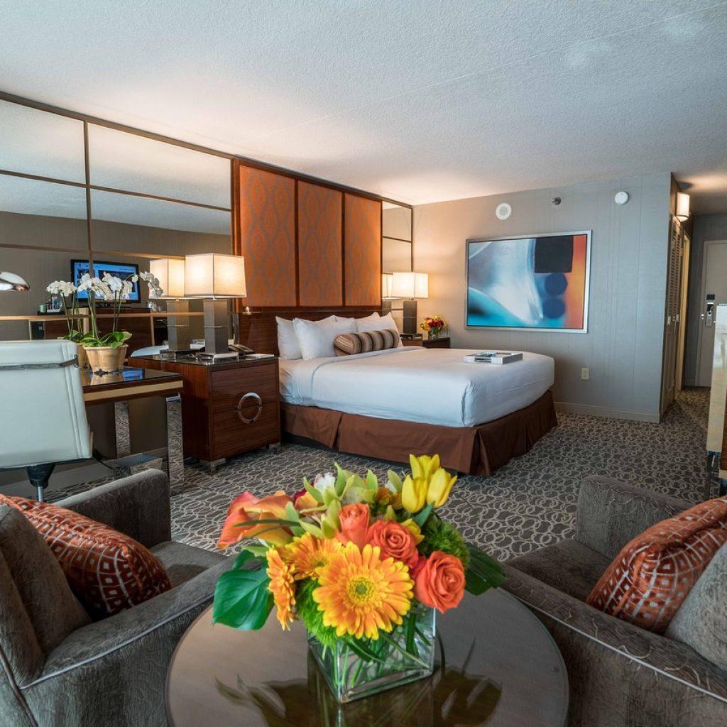 mgm grand hotel and casino Топ 5 на най-големите хотелски комплекси в света по брой стаи