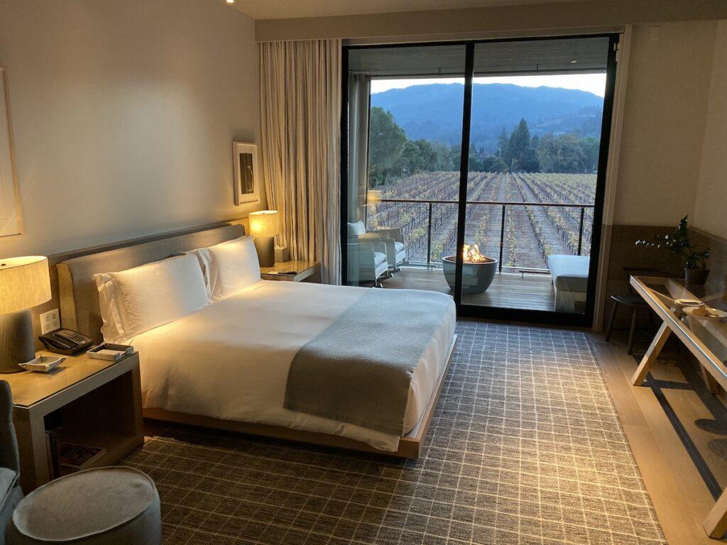 las alcobas napa valley 10 Hyatt Corporation откриха своя хотел номер 1000 в света