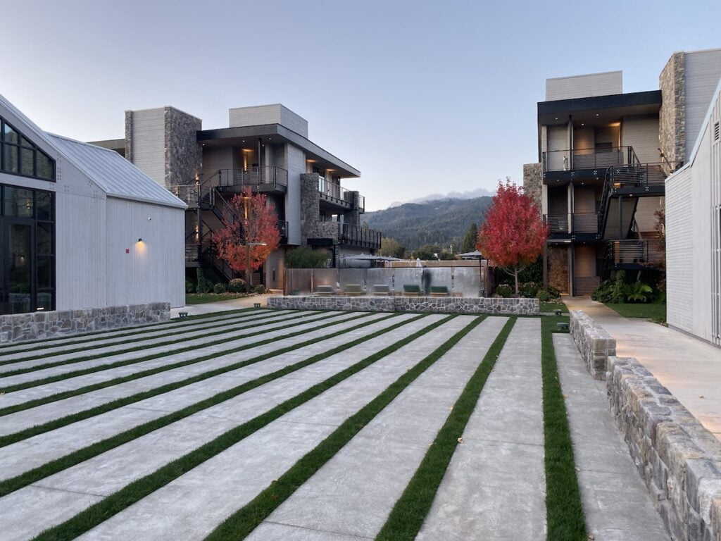 las alcobas napa valley 39 Hyatt Corporation откриха своя хотел номер 1000 в света