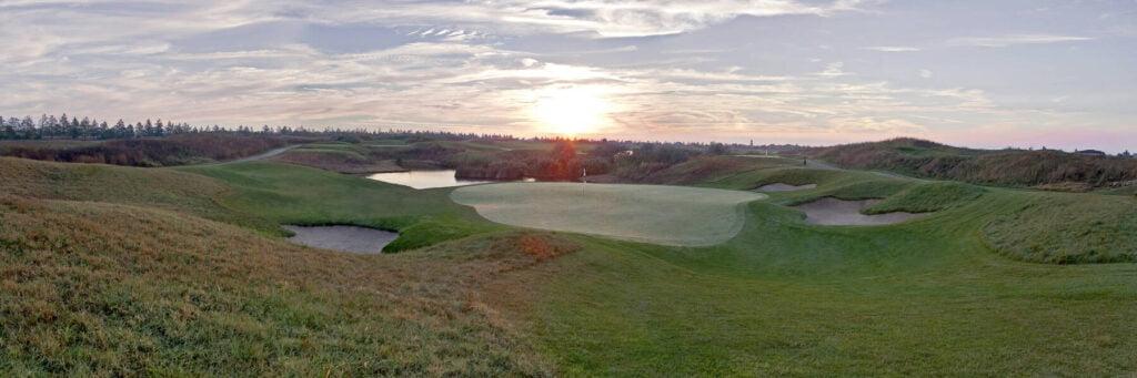 rsz hole 5 img 0070 Hotel Weekly #8: Представяме ви BlackSeaRama Golf & Villas, Балчик
