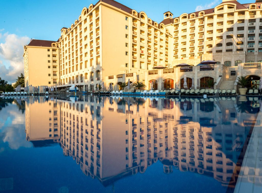 rsz melia grand hermitage exterior 2 Hotel Weekly #7: Представяме ви Meliá Grand Hermitage, Златни пясъци