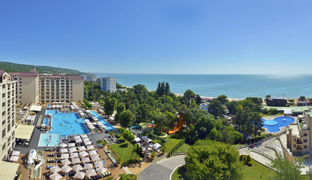 rsz melia grand hermitage panogeneral n Hotel Weekly #7: Представяме ви Meliá Grand Hermitage, Златни пясъци