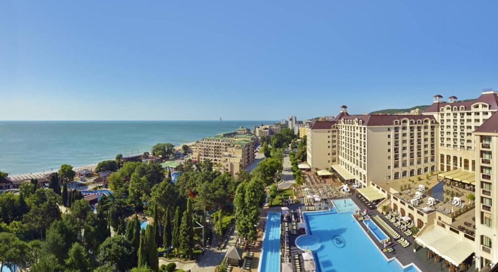 rsz melia grand hermitage panogeneral s1 Hotel Weekly #7: Представяме ви Meliá Grand Hermitage, Златни пясъци
