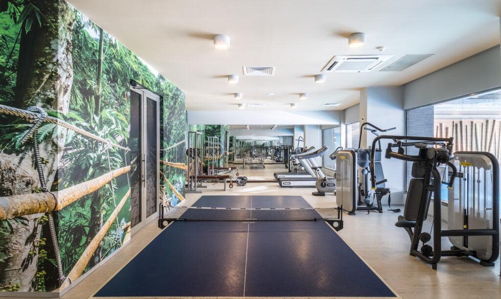 fitness table tennis copy 25 Hotel Weekly #9: Представяме ви lti Dolce Vita Sunshine Resort, Златни пясъци