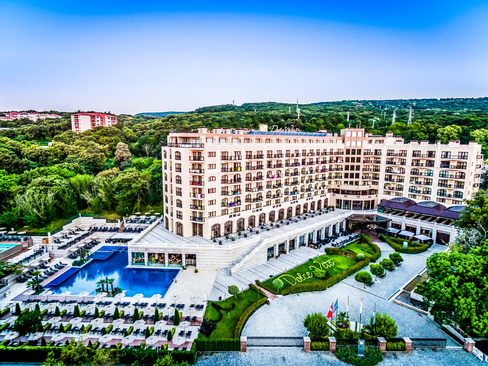 hotel garden 4 25 Hotel Weekly #9: Представяме ви lti Dolce Vita Sunshine Resort, Златни пясъци