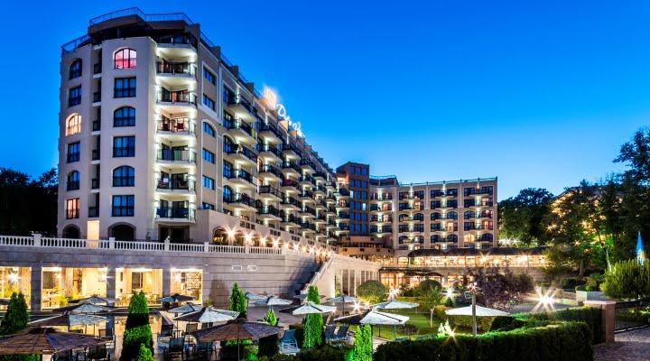 hotel garden 5 25 2 Hotel Weekly #9: Представяме ви lti Dolce Vita Sunshine Resort, Златни пясъци