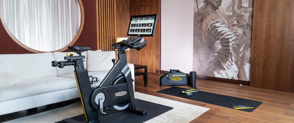 kimuc1 peloton Нова категория стаи в хотели Kempinski предлага комбинация от фитнес и почивка