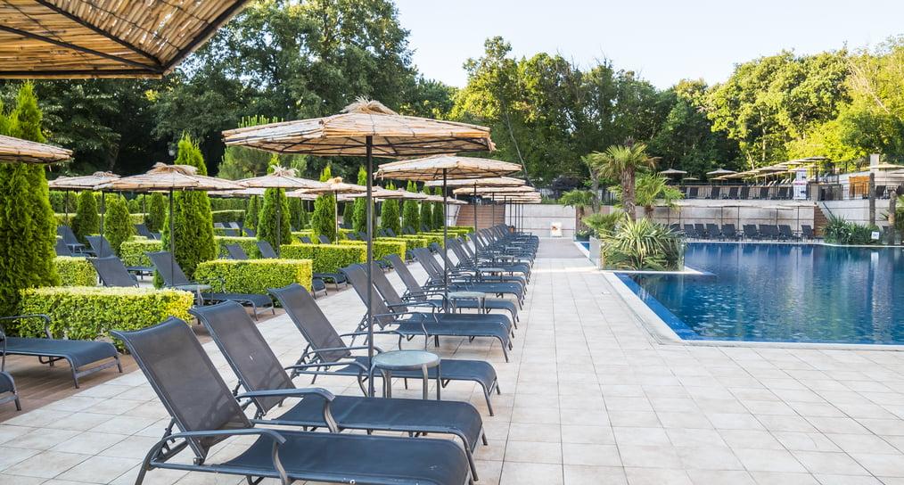 swimming pools 1 25 Hotel Weekly #9: Представяме ви lti Dolce Vita Sunshine Resort, Златни пясъци