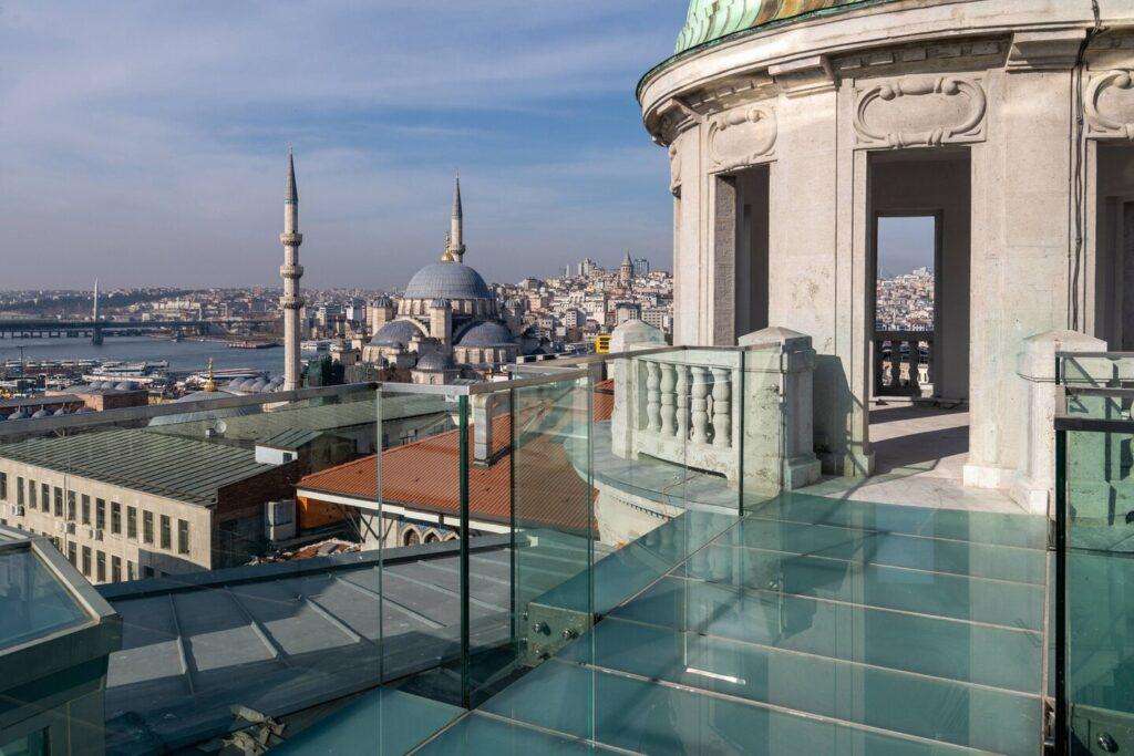 istar roof top 1887 hor clsc Marriott International разширява присъствието си в Турция с очаквани 10 нови хотела