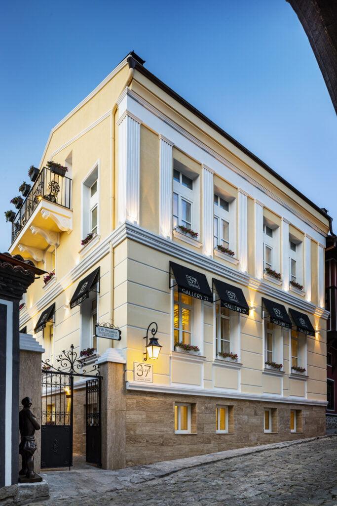 08 0551 Best Western Hotels отбелязват 75 години от основаването