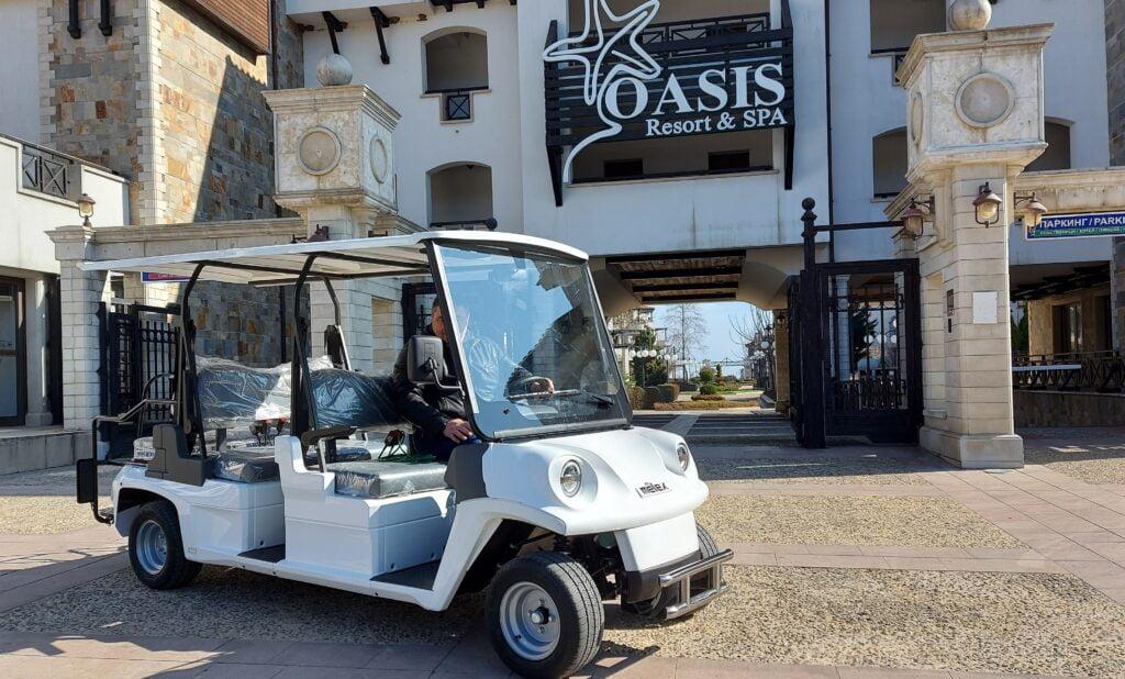 20210222 112842 Електрически автомобили Melex: Преимущества и революционни възможности за хотелиерския бизнес