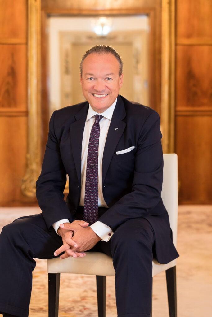 bernold schroeder 89 web Kempinski Hotels обявиха Бернолд Шрьодер за главен изпълнителен директор на групата