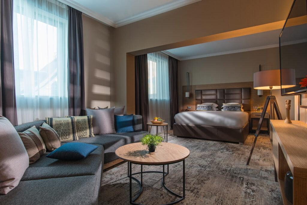 bw plus expo executive suite 4 Best Western Hotels отбелязват 75 години от основаването