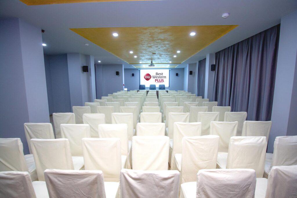 conference hall 1 copy Best Western Hotels отбелязват 75 години от основаването