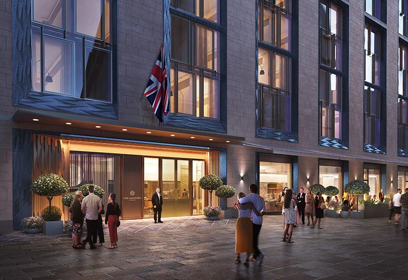 londoner Европа с най-много хотелски проекти за месец септември, Hilton номер едно при веригите