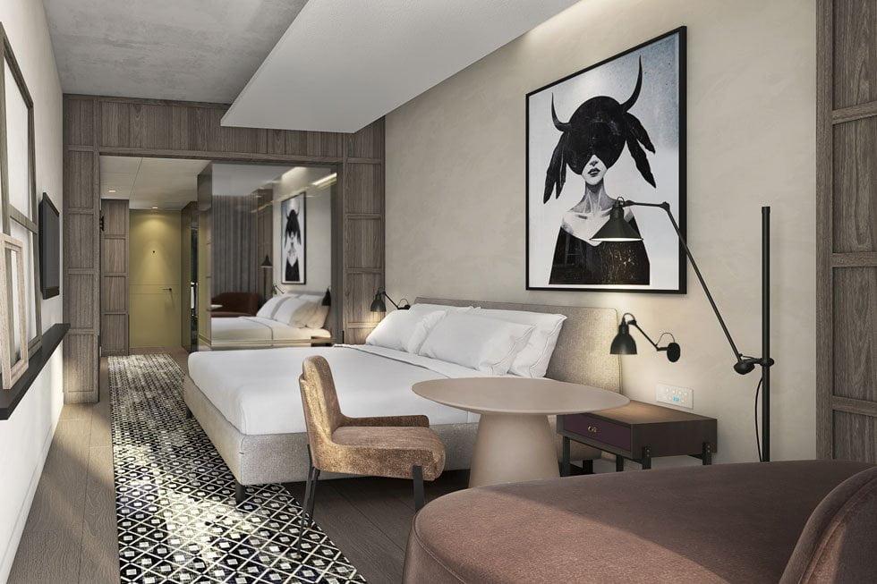 mur view in Европа с най-много хотелски проекти за месец септември, Hilton номер едно при веригите