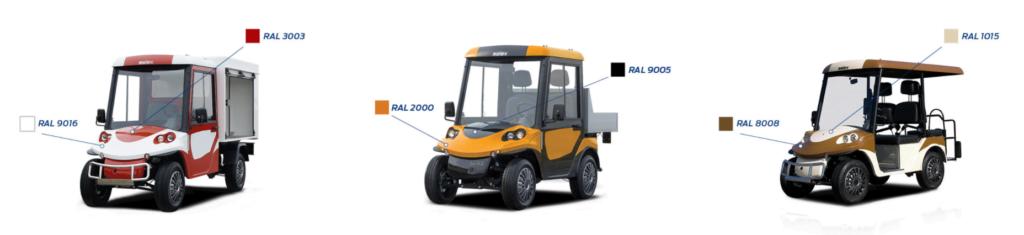 n car melex 1 Електрически автомобили Melex: Преимущества и революционни възможности за хотелиерския бизнес