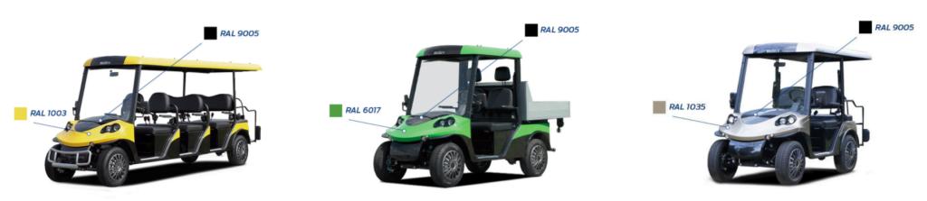 n car melex 2 Електрически автомобили Melex: Преимущества и революционни възможности за хотелиерския бизнес