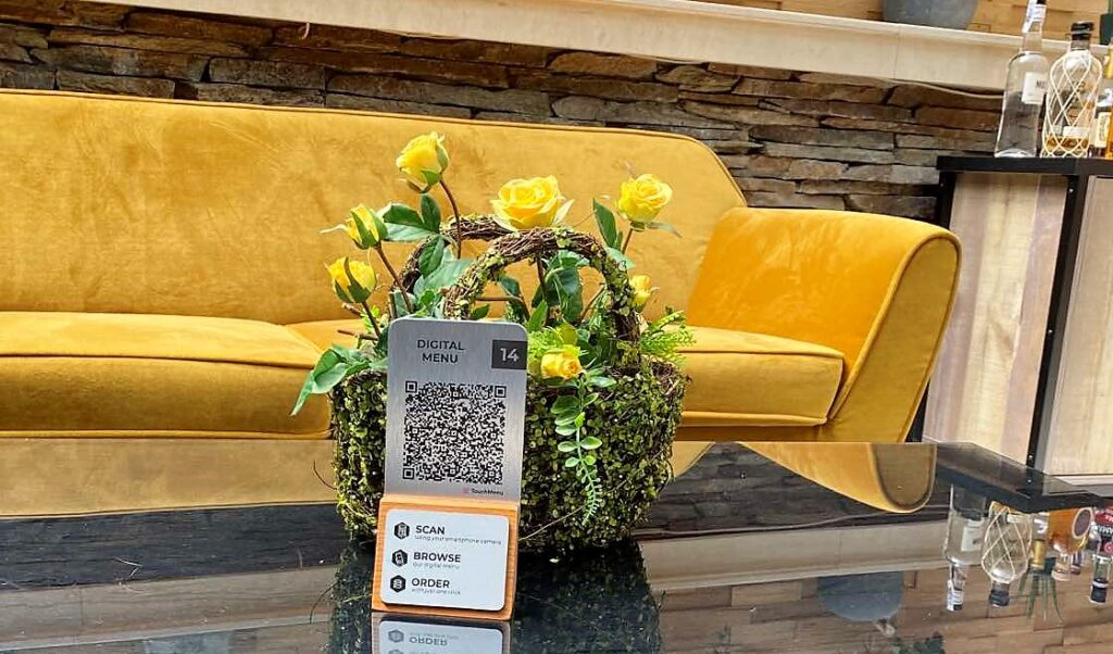 qr code rest 2 Touchmenu- Българският продукт, който пренася обслужването в хотелите на друго ниво