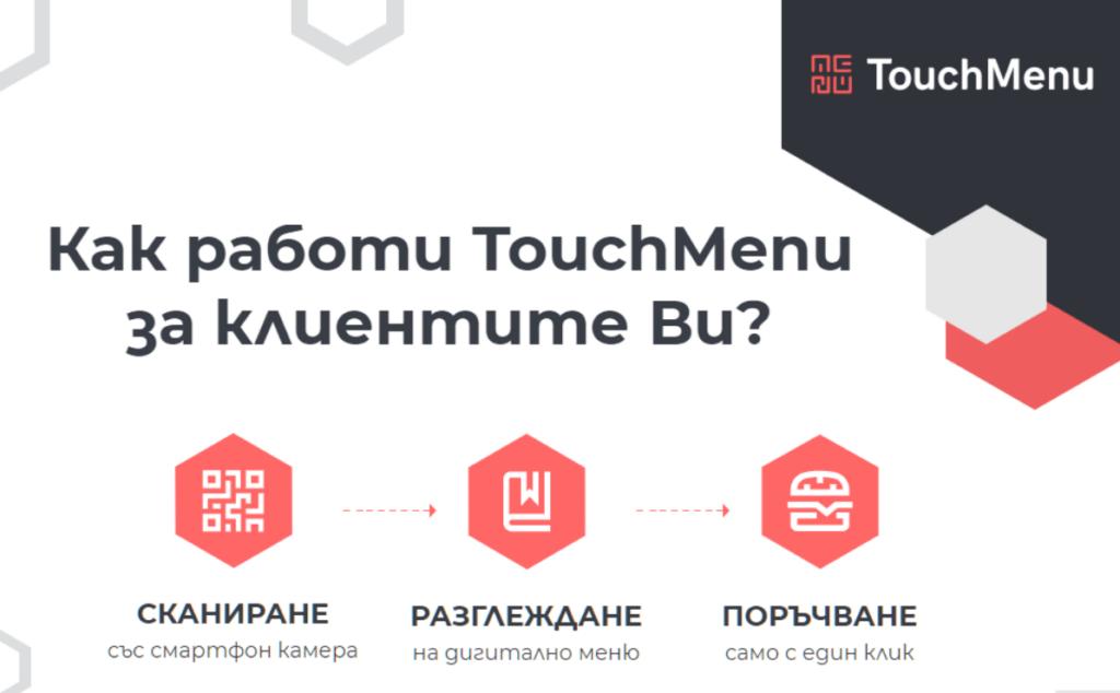 touchmenu 1 Touchmenu - Българският продукт, който пренася обслужването в хотелите на друго ниво