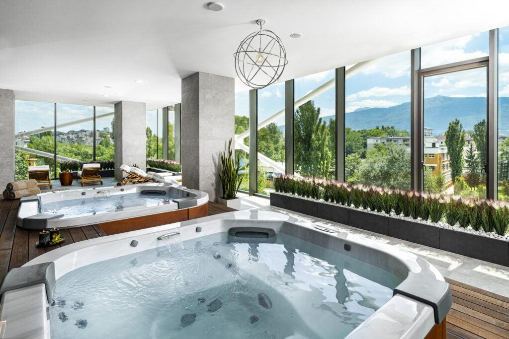 aqua zone spa 9 Hotel Weekly #12: Grand Hotel Millennium Sofia