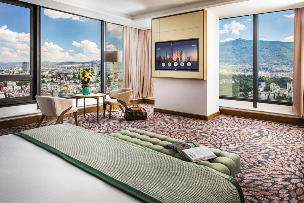 grand hotel millennium menu Business Class #1   Евродизайн Системс