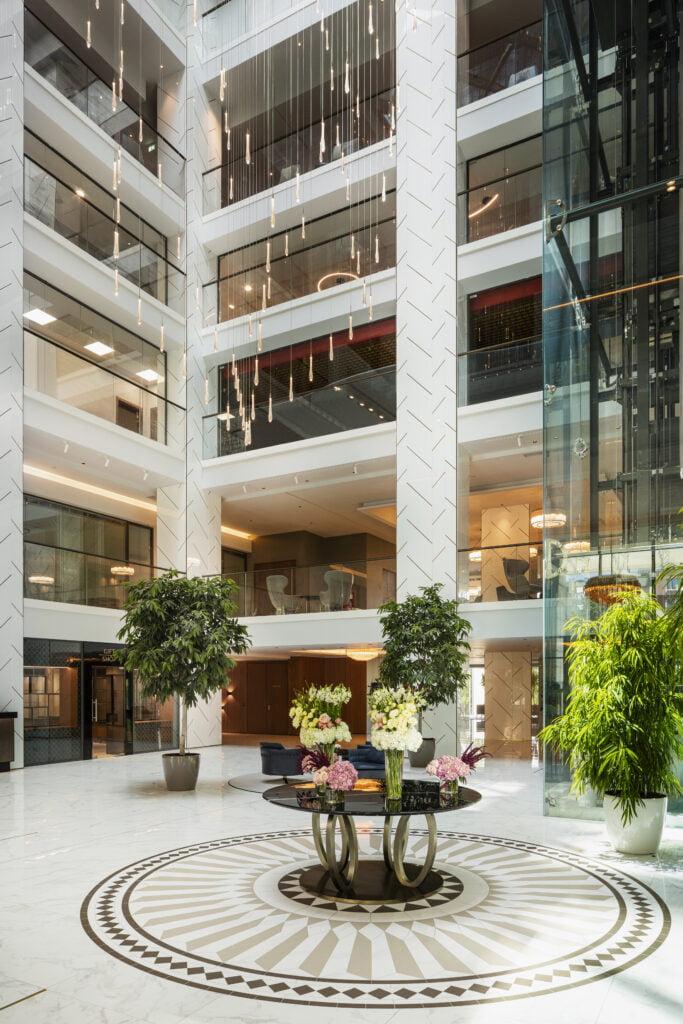reception 1 Hotel Weekly #12: Grand Hotel Millennium Sofia