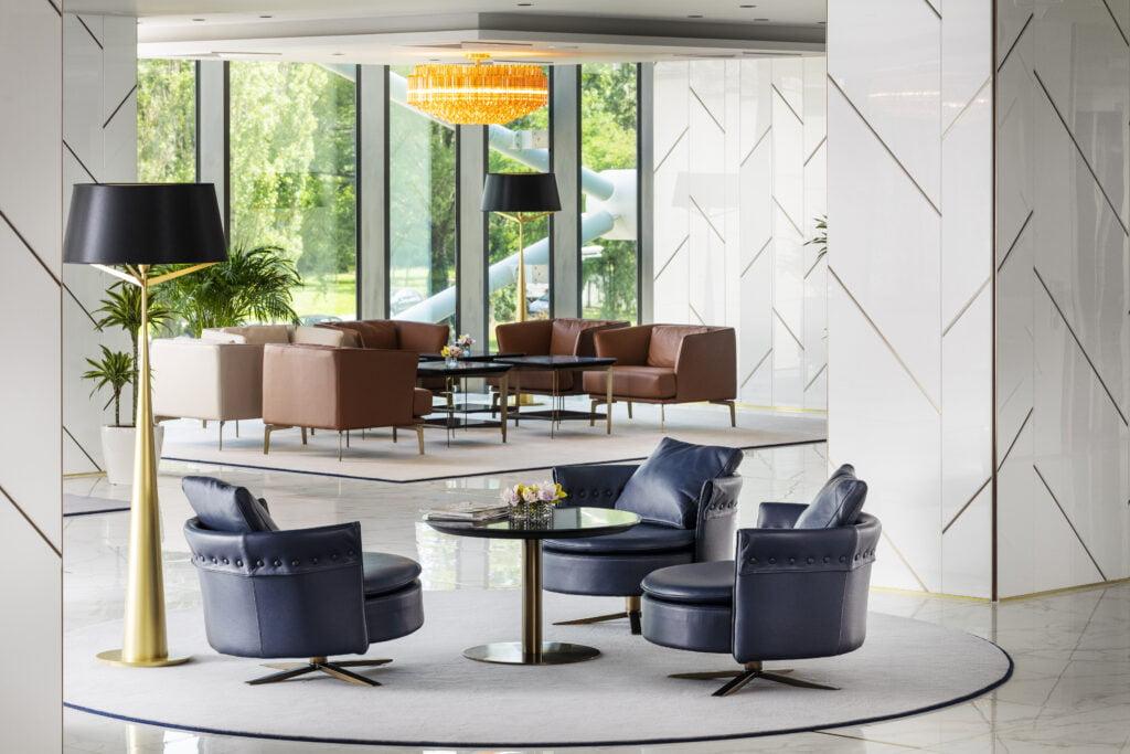 reception 3 1 Hotel Weekly #12: Grand Hotel Millennium Sofia